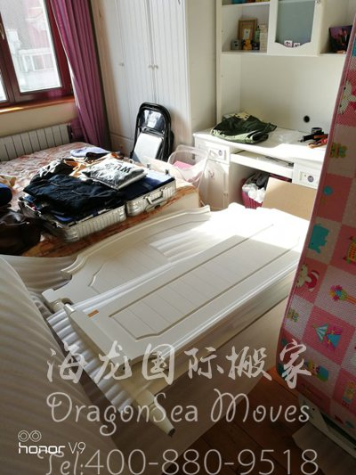 深圳海运旧家具到新加操作流程