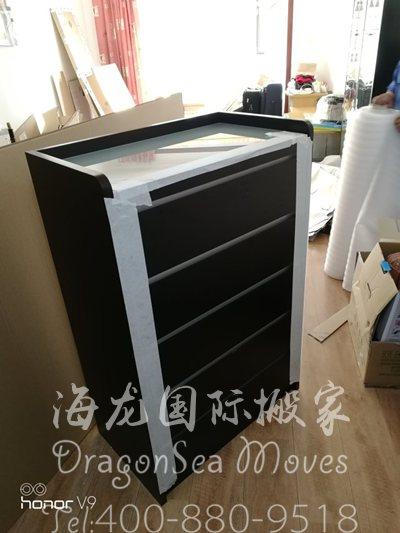 广州家具搬到台湾怎么收费