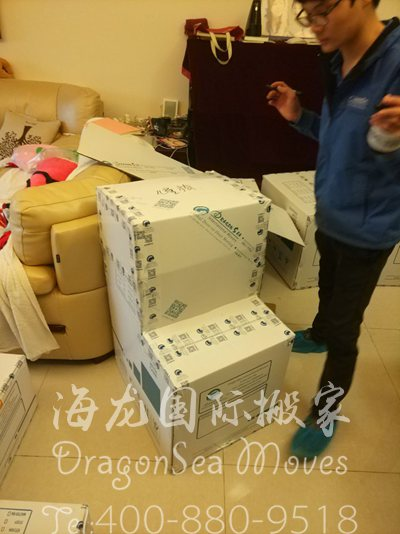 北京到美国搬家怎么搬