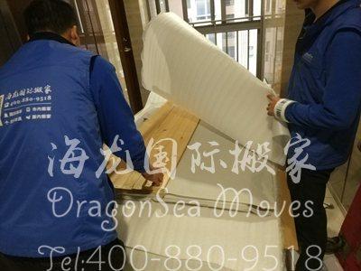 北京到美国搬家流程怎样