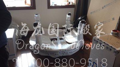 广州移民海运私人家具到新加坡