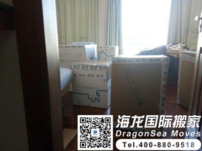 广州门到门搬家到香港