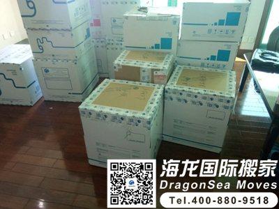 广州到香港搬家公司怎么保证易碎品安全运输