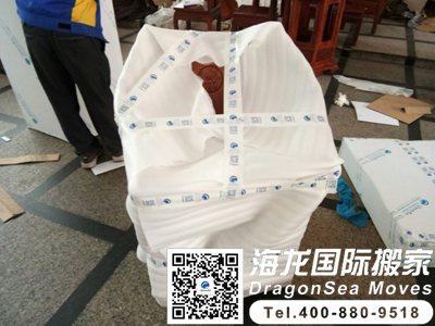 上海海运家具到新加坡操作