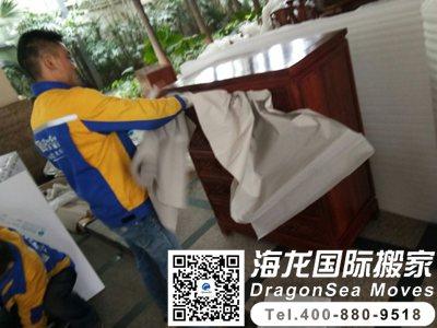 上海海运家具到新加坡价格