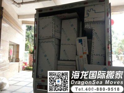 上海海运家具到新加坡海运公司