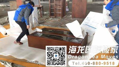 北京新家具越洋海运到新西兰