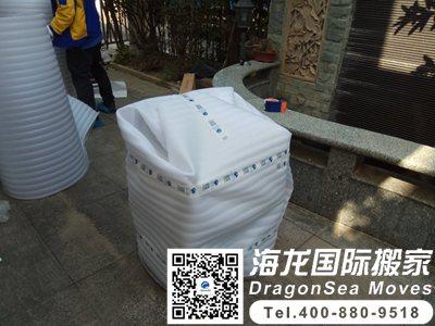 深圳家具跨国海运到台湾