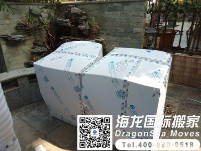 深圳家具越洋海运到台湾
