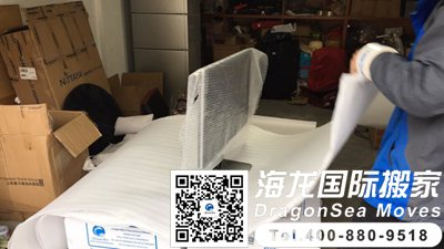 上海门到门国际海运家具到马来西亚