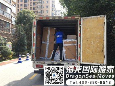 广州门到门国际海运家具到马来西亚