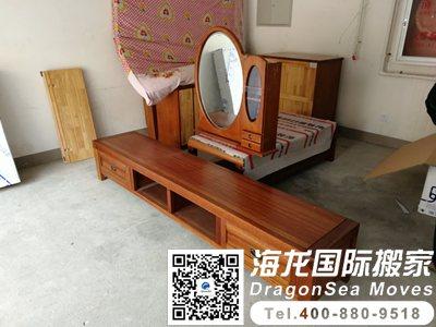 上海海运家具到新正西兰哪家好
