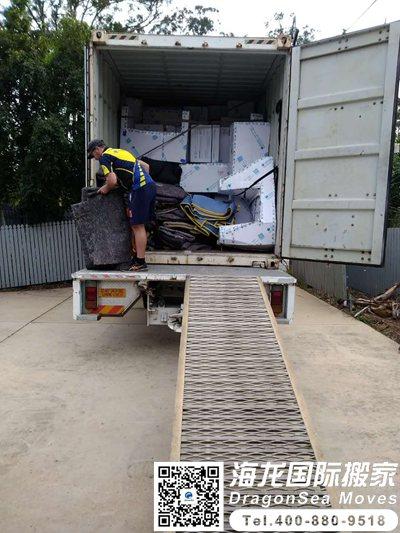 国际搬运家具到澳大利亚费用
