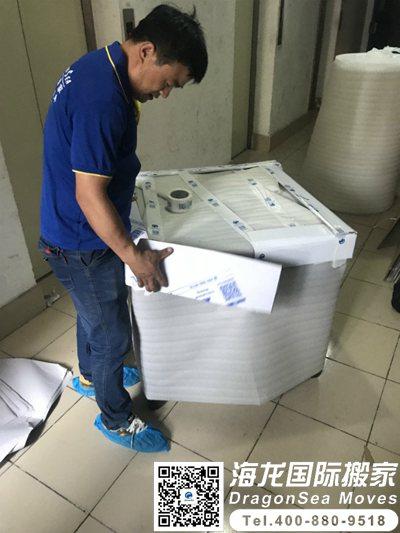 家具从上海到美国可以海运吗