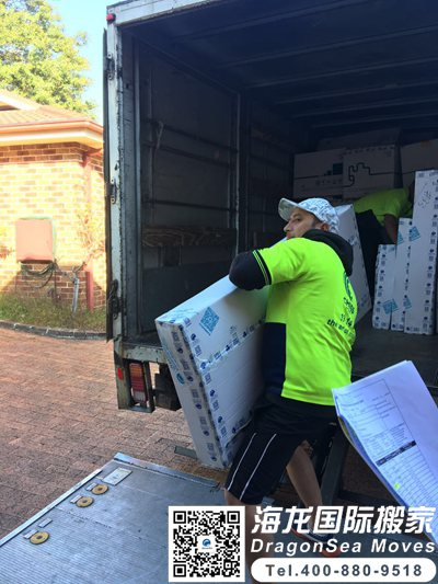 上海的家具海运去新西兰