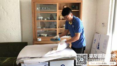 深圳怎么给台湾海运家具