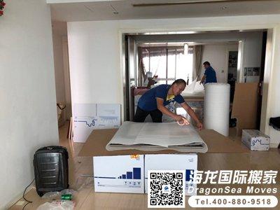 广州往新加坡海运家具