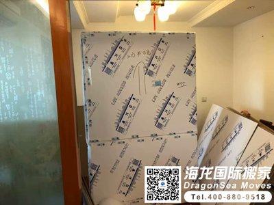 上海家具海运门到门到台湾