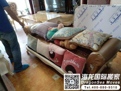 上海到新加坡海运门到门