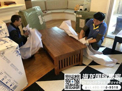 上海国际搬家公司排名