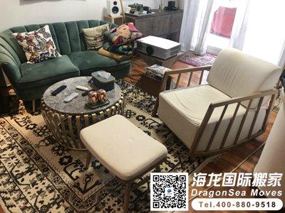 上海国际海运搬家