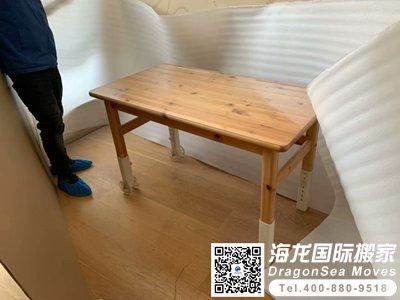 上海海运家具到多伦多