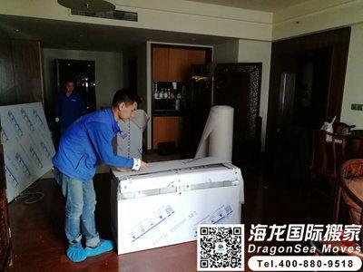 广州到北京长途搬家多少钱