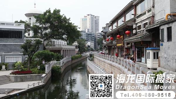 广州到北京搬家多少钱