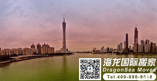 广州到上海搬家多少钱