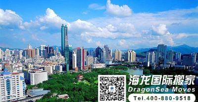 深圳到北京搬家公司