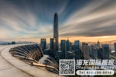深圳到北京长途搬家费用