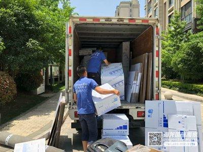 法国回国行李海运到中国