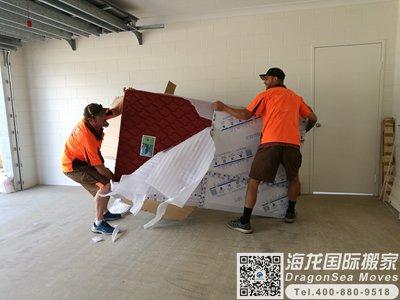 上海市搬家到新西兰