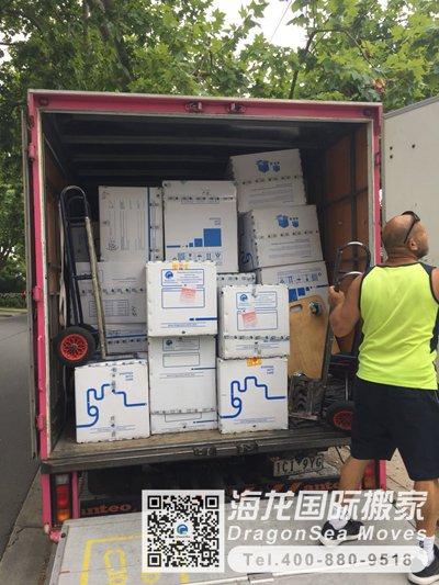 新西兰国际海运到中国
