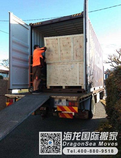广州市海运东西到中国香港