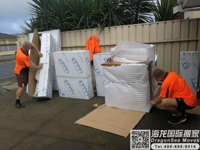 广州市海运物品去新加坡
