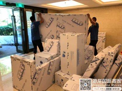新加坡海运回国到上海