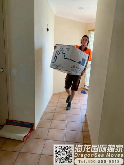 澳大利亚个人行李海运回国到深圳