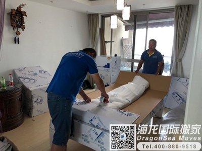 深圳市移民海运物品到德国