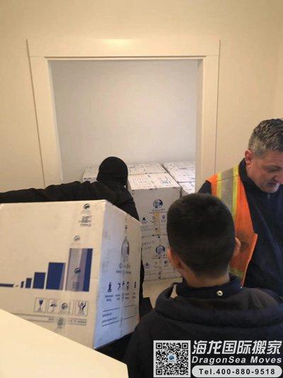 北京市移民搬家到纽约