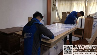 加拿大个人行李海运回国到上海