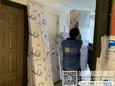 深圳市海运家具到中国香港